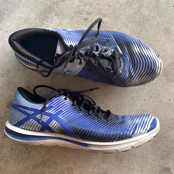 Asics Gel Super J33 Running Sneakers Shoes